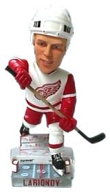 Detroit Red Wings Igor Larionov Action Pose Bobble Head