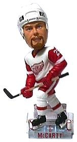 Detroit Red Wings Darren McCarty Action Pose Bobble Head
