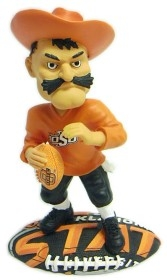 Oklahoma State Cowboys Mascot Bobble Head