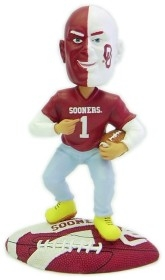 Oklahoma Sooners Mascot Bobble Head