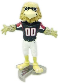 "Atlanta Falcons Mascot ""Freddie Falcon"" Bobble Head"