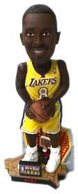Los Angeles Lakers Kobe Bryant 2003 All-Star Logo Bobble Head