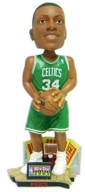 Boston Celtics Paul Pierce 2003 All-Star Logo Bobble Head