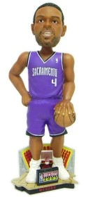 Sacramento Kings Chris Webber 2003 All-Star Logo Bobble Head
