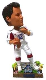 Oakland Raiders Rich Gannon 2003 Pro Bowl Bobble Head