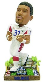 Kansas City Chiefs Priest Holmes 2003 Pro Bowl Bobble Head