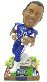 Green Bay Packers Ahman Green 2003 Pro Bowl Bobble Head