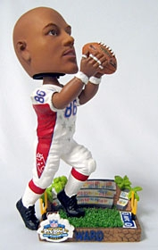 Pittsburgh Steelers Hines Ward 2003 Pro Bowl Bobble Head