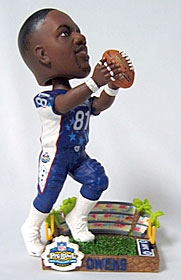 Dallas Cowboys Terrell Owens 2003 Pro Bowl Bobble Head