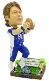 New York Giants Jeremy Shockey 2003 Pro Bowl Bobble Head