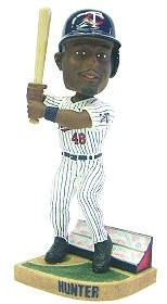 Minnesota Twins Torii Hunter Action Pose Bobble Head
