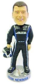 Ryan Newman #12 Driver Suit Bobble Head
