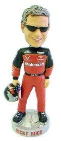 Ricky Rudd #21 Driver Suit Bobble Head