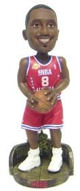 Los Angeles Lakers Kobe Bryant 2003 All-Star Uniform Bobble Head
