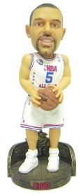 New Jersey Nets Jason Kidd 2003 All-Star Uniform Bobble Head