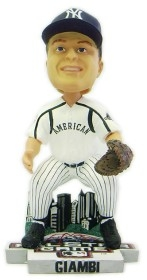 New York Yankees Jason Giambi All-Star Bobble Head