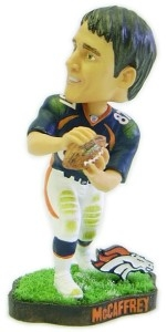 Denver Broncos Ed McCaffrey 2003 Bobble Head