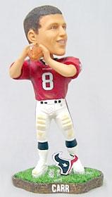 Houston Texans David Carr Alternate Bobble Head