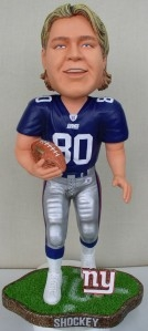 "New York Giants Jeremy Shockey 18"" Bobble Head"