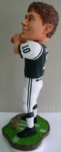 "New York Jets Chad Pennington 18"" Bobble Head"