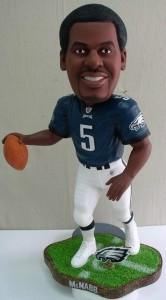 "Philadelphia Eagles Donovan McNabb 18"" Bobble Head"