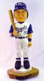 "Kansas City Royals Mike Sweeney 36"" Bobble Head"