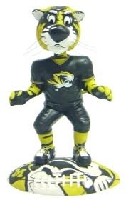 Missouri Tigers Mascot Bobble Head