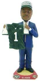 New York Jets B.J. Askew Draft Pick Bobble Head