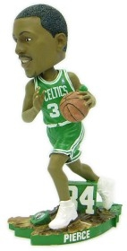 Boston Celtics Paul Pierce Action Pose Bobble Head