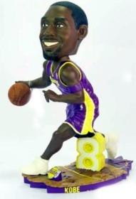 "Los Angeles Lakers Kobe Bryant 18"" Bobble Head"