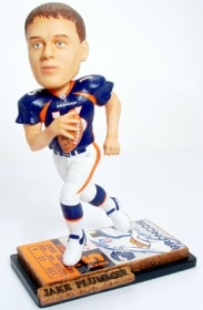 Denver Broncos Jake Plummer Ticket Base Bobble Head