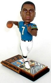 Jacksonville Jaguars Byron Leftwich Ticket Base Bobble Head