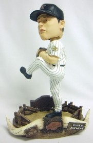 Houston Astros Roger Clemens 2004 All-Star Bobble Head