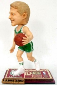 Boston Celtics Larry Bird Soul Bobble Head