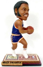 New York Knicks Walt Frazier Soul Bobble Head