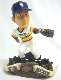 Houston Astros Nolan Ryan 2004 All-Star Bobble Head
