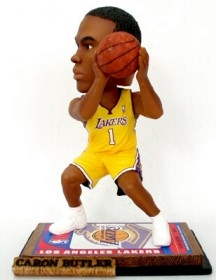 Los Angeles Lakers Caron Butler Ticket Base Bobble Head