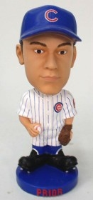 Chicago Cubs Mark Prior Knucklehead Style Bobble Head