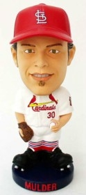 St. Louis Cardinals Mark Mulder Knucklehead Style Bobble Head
