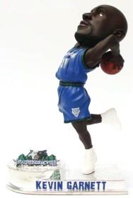 Minnesota Timberwolves Kevin Garnett Platinum Bobble Head