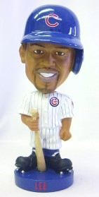 Chicago Cubs Derrek Lee Knucklehead Style Bobble Head