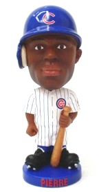 Chicago Cubs Juan Pierre Knucklehead Style Bobble Head