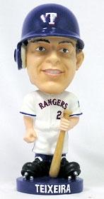 Texas Rangers Mark Teixeira Knucklehead Style Bobble Head