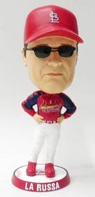 St. Louis Cardinals Tony LaRussa Phathead Bobble Head
