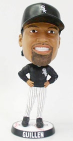 Chicago White Sox Ozzie Guillen Phathead Bobble Head