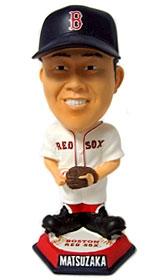 Boston Red Sox Daisuke Matsuzaka Knucklehead Style Bobble Head
