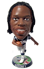 New England Patriots Laurence Maroney Phathead Bobble Head
