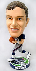 New York Giants Eli Manning Phathead Bobble Head
