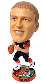 Cincinnati Bengals Carson Palmer Phathead Bobble Head