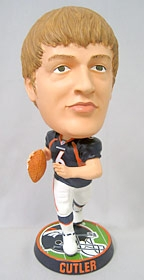 Denver Broncos Jay Cutler Phathead Bobble Head